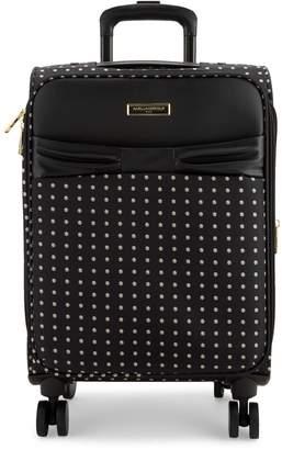 Karl Lagerfeld Paris 20 Str. Germain Polka Dot Spinner Suitcase