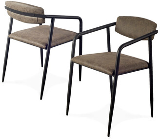 Mercana Home Langston Set Of 2 Dining Chair