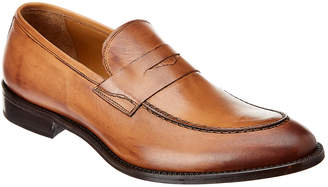 Gordon Rush Italy Leather Penny Loafer
