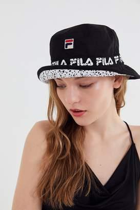 c28f2a994a699 Fila X Disney Villains UO Exclusive Reversible Bucket Hat