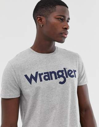 Wrangler logo t-shirt