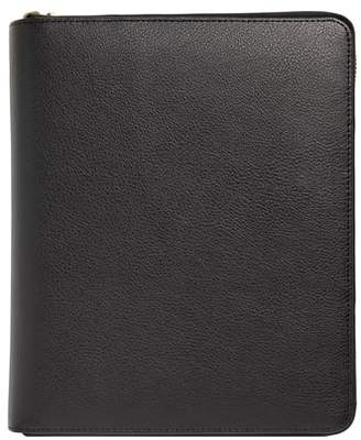 kikki.K Zip-Around Leather 18-Month Perpetual Planner