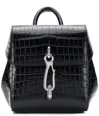 Alexander Wang Hook embossed backpack