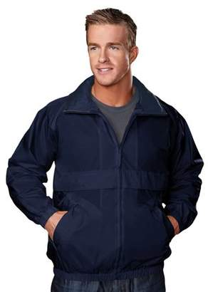 Tri-mountain Tri-Mountain Men's Big And Tall Waterproof Shell Jacket