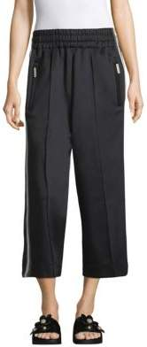 Marc Jacobs Classic Cropped Track Pants