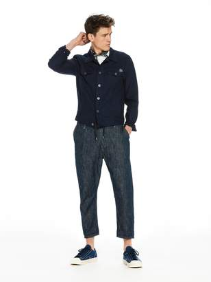 Scotch & Soda Indigo Joggers Loose tapered fit