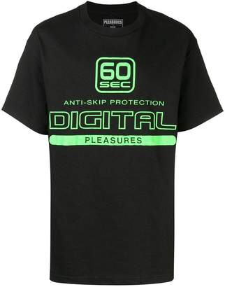 Pleasures Digital print T-shirt