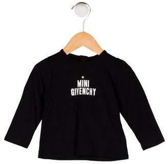 Givenchy Infants' Long Sleeve Shirt