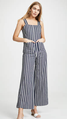 ROLLA'S Sailor Salty Stripe Jumpsuit