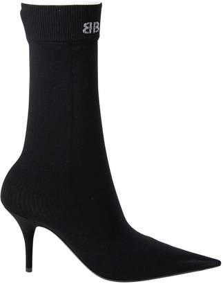 Balenciaga Knife leather heels