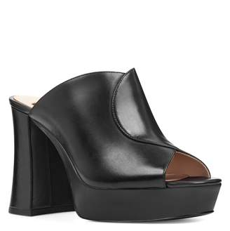 Nine West Lisana - 40th Anniversary Capsule Collection Platform Slide Sandal
