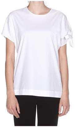 Fay Bow Detail Shirt