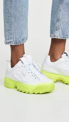 Fila Disruptor II Brights Fade Sneakers