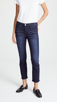3x1 W2 Straight Cropped Jeans