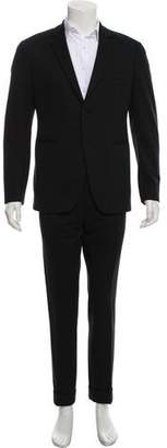 Fendi Wool Two-Button Suit