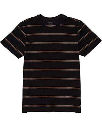 Billabong Men's Die Cut Stripe Short Sleeve Crew Shirt