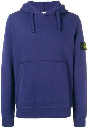 Stone Island basic hoodie