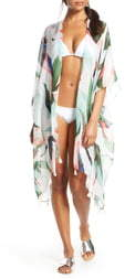 06b2d08e8d Pool' Pool to Party Birds of Paradise High/Low Cover-Up