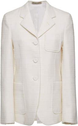 Bottega Veneta Front Pocket Blazer