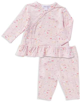 Angel Dear Girls' Unicorn Dream Top & Pants Take Me Home Set - Baby