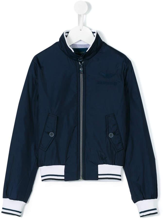 Aston Martin Kids zip-up jacket