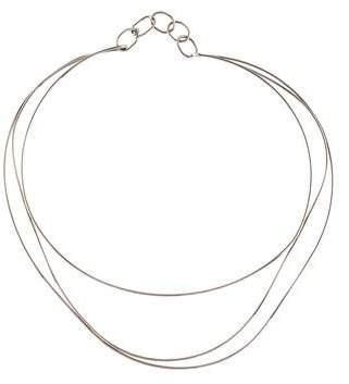 Tiffany & Co. 18K Wave Necklace