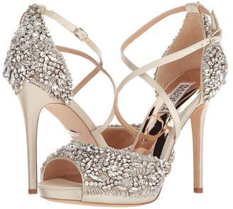 Badgley Mischka Hyper High Heels
