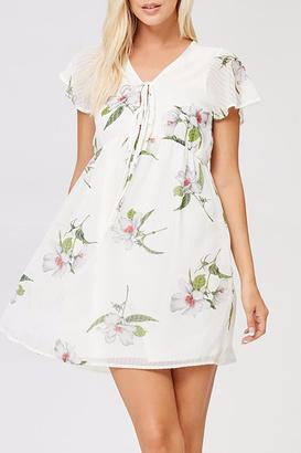 La Blanca Floral Dress $45 thestylecure.com