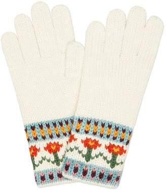Knit Fair Isle Glove