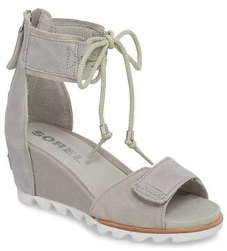 fa4262e2598 Sorel Joanie Wedge Sandal - ShopStyle