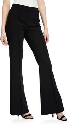 Kobi Halperin Deb High-Waist Flared Pants