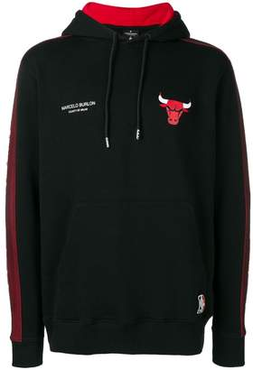 Marcelo Burlon County of Milan Chicago Bulls hoodie