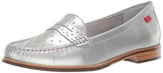 Marc Joseph New York Womens Genuine Leather Made in Brazil East Village Loafer