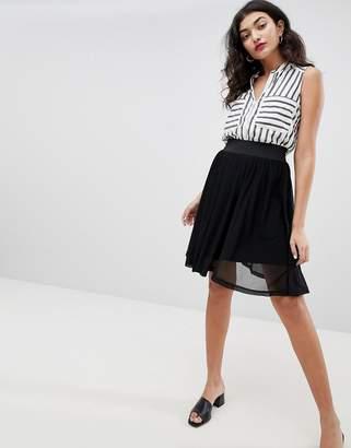 MBYM Sheer Skirt