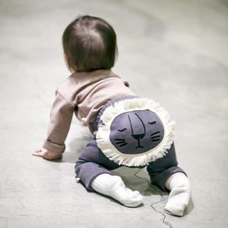 JJ Park Lion's Mane Trousers