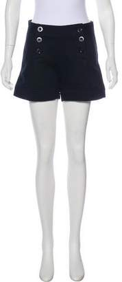 Marc by Marc Jacobs Mid-Rise Mini Shorts