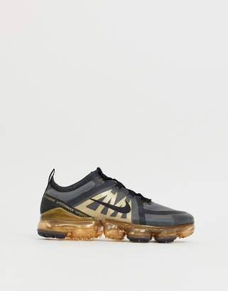 Nike Running VaporMax 2019 sneakers in black