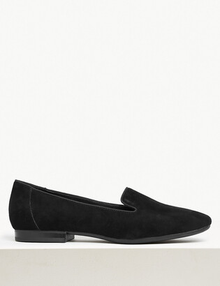Marks and Spencer Suede Pumps