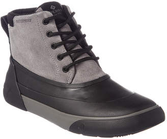 Sperry Cutwater Suede Boot