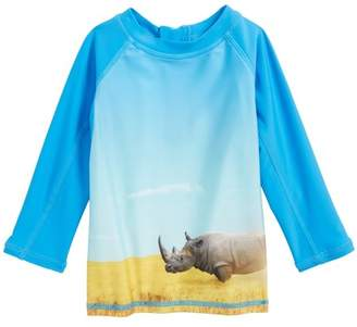 Molo Nemo Long Sleeve Rashguard (Baby Girls)