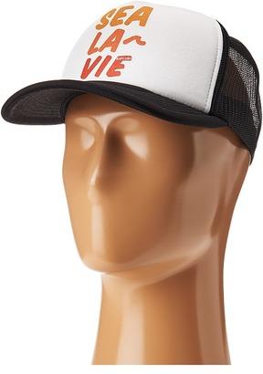 Rip Curl - Wave Warrior Trucker Hat Caps $19.50 thestylecure.com