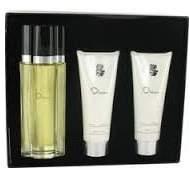 Oscar de la Renta OSCAR by Gift Set 3.4 oz Edt Spray + 3.4 oz Body Lotion + 3.4 oz Shower Gel for Women
