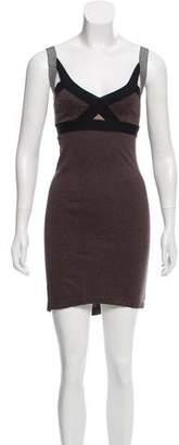VPL Strapless Mini Dress
