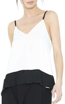Alice + Olivia Cami With Contrast-Border