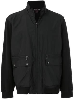 Michael Kors classic bomber jacket