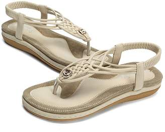 19e894f219cb Summer Flat Sandals Women - ShopStyle Canada