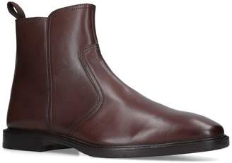 Kurt Geiger London Leather Bournemouth Boots