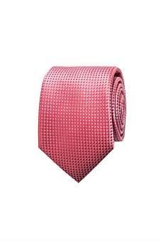 Geoffrey Beene Neat Spot Geometric Tie