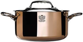 Debuyer De Buyer de Buyer Prima Matera Copper Stewpan with Lid