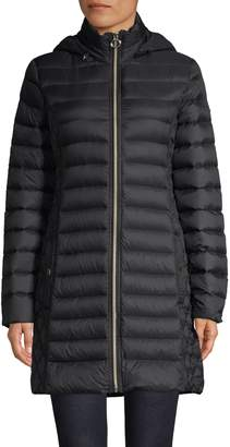 MICHAEL Michael Kors Quilted Full-Zip Jacket
